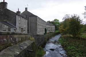 Airton Mill - where many good walks begin...